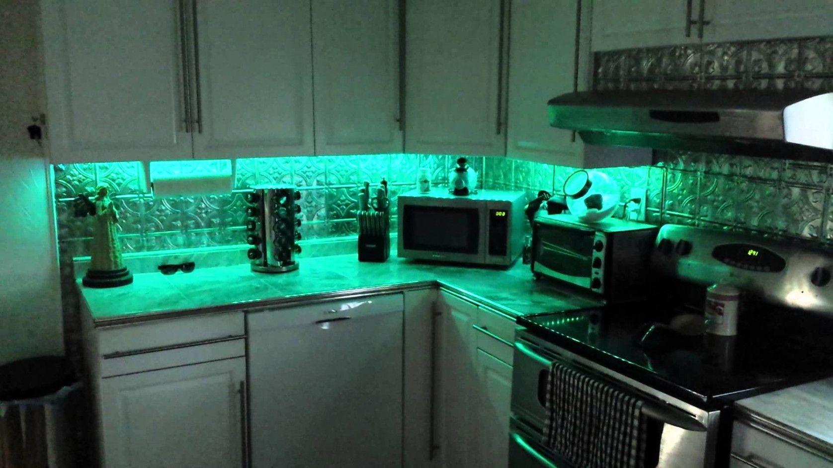 77+ Rgb Led Under Cabinet Lighting - Kitchen Cabinets Update Ideas ...