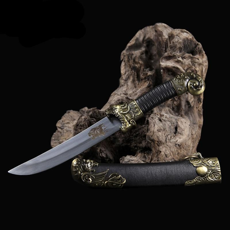Stainless Steel Dragon Athame Knife in 2018 Ritual Supplies