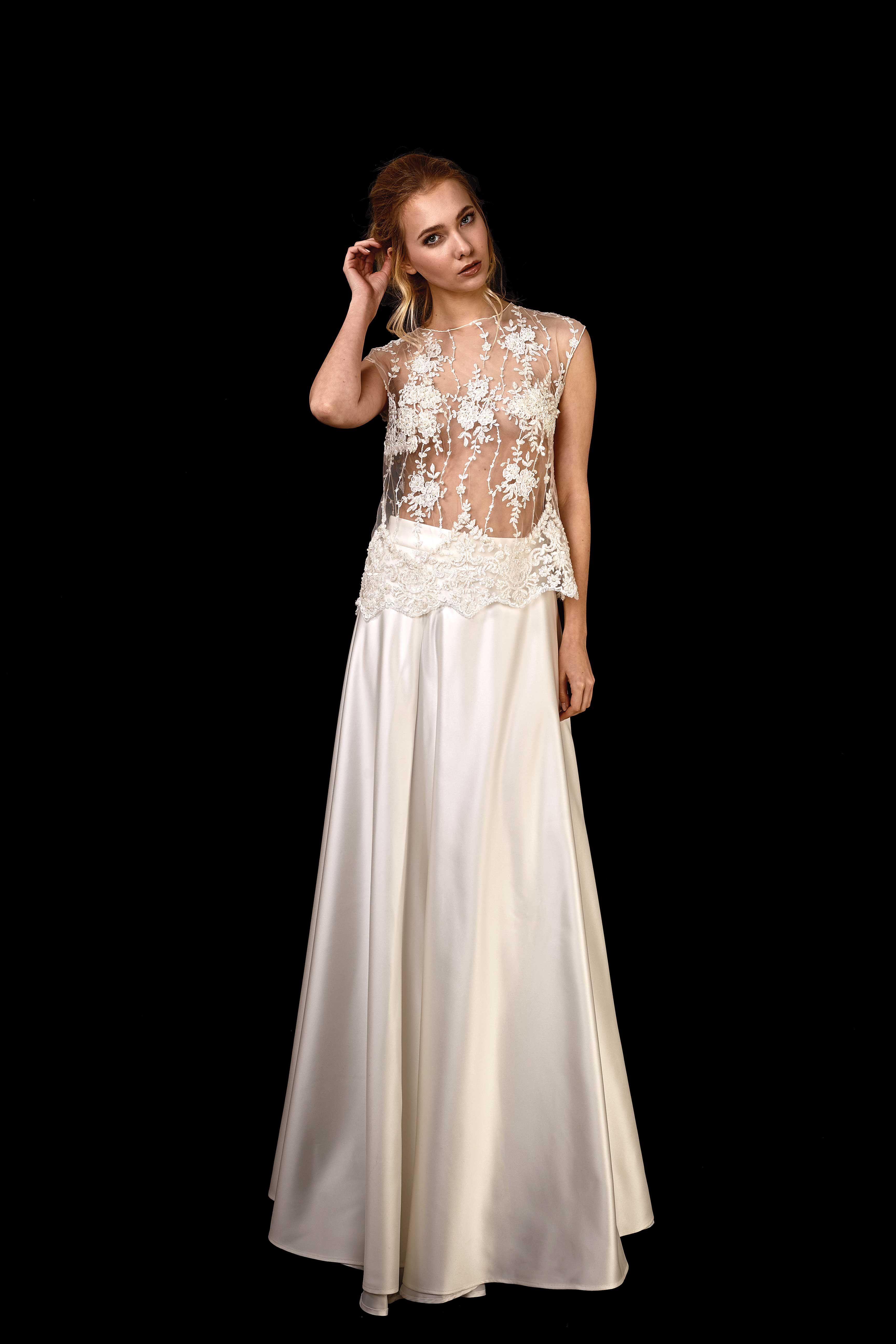 Pin auf MIX & MATCH - COMBINATIONS: YOUR INDIVIDUAL WEDDING DRESS
