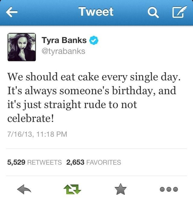 Tyra Banks On Glee: Funny, Wise Words, Humor