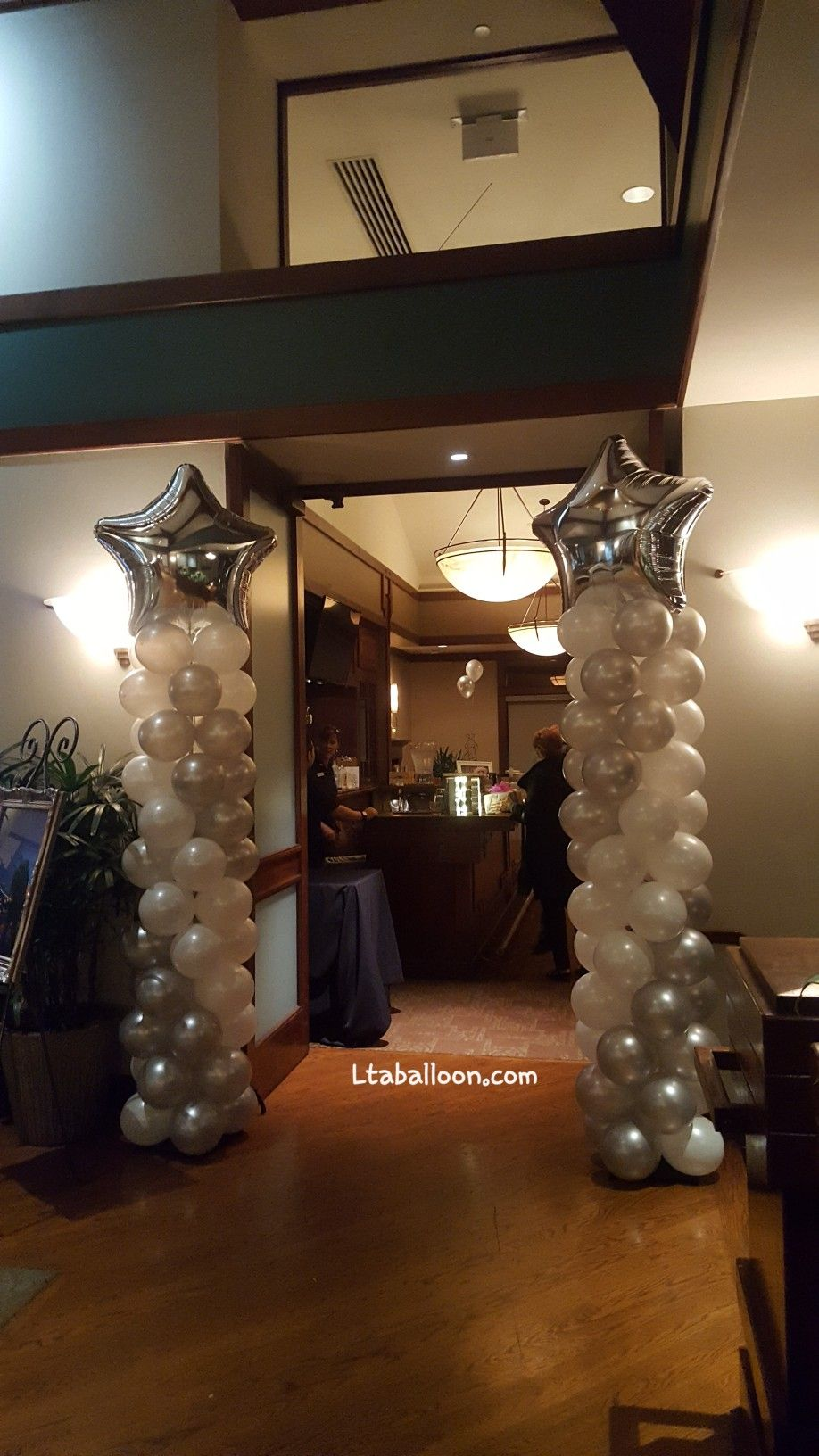Columns Pin by Lighter Than Air Balloons