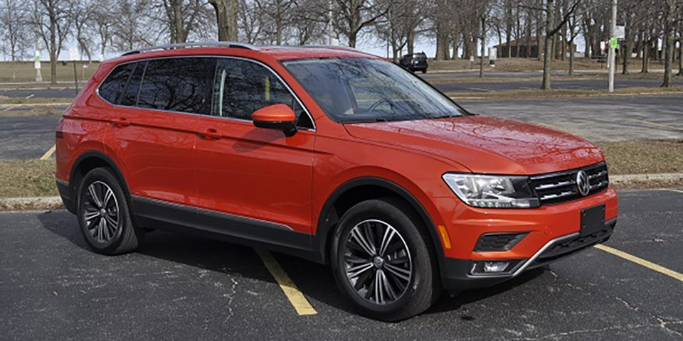 Volksmasters 2018 Volkswagen Tiguan Sel W 4motion Review Cros Volkswagen Hialeah Gardens Audi
