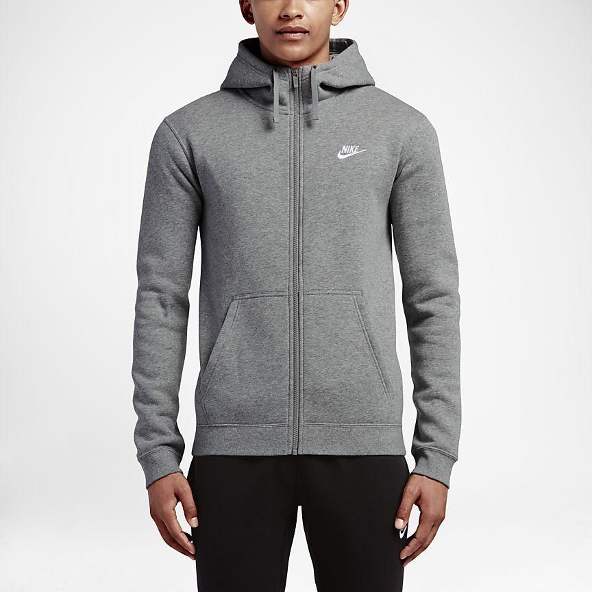 Sweat à capuche Nike Sportswear Club Fleece.