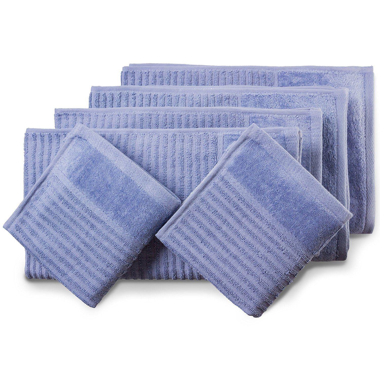 Amazon.com: 650GSM Premium Towel Set, 3-Piece Bath Towel, Hand Towel ...