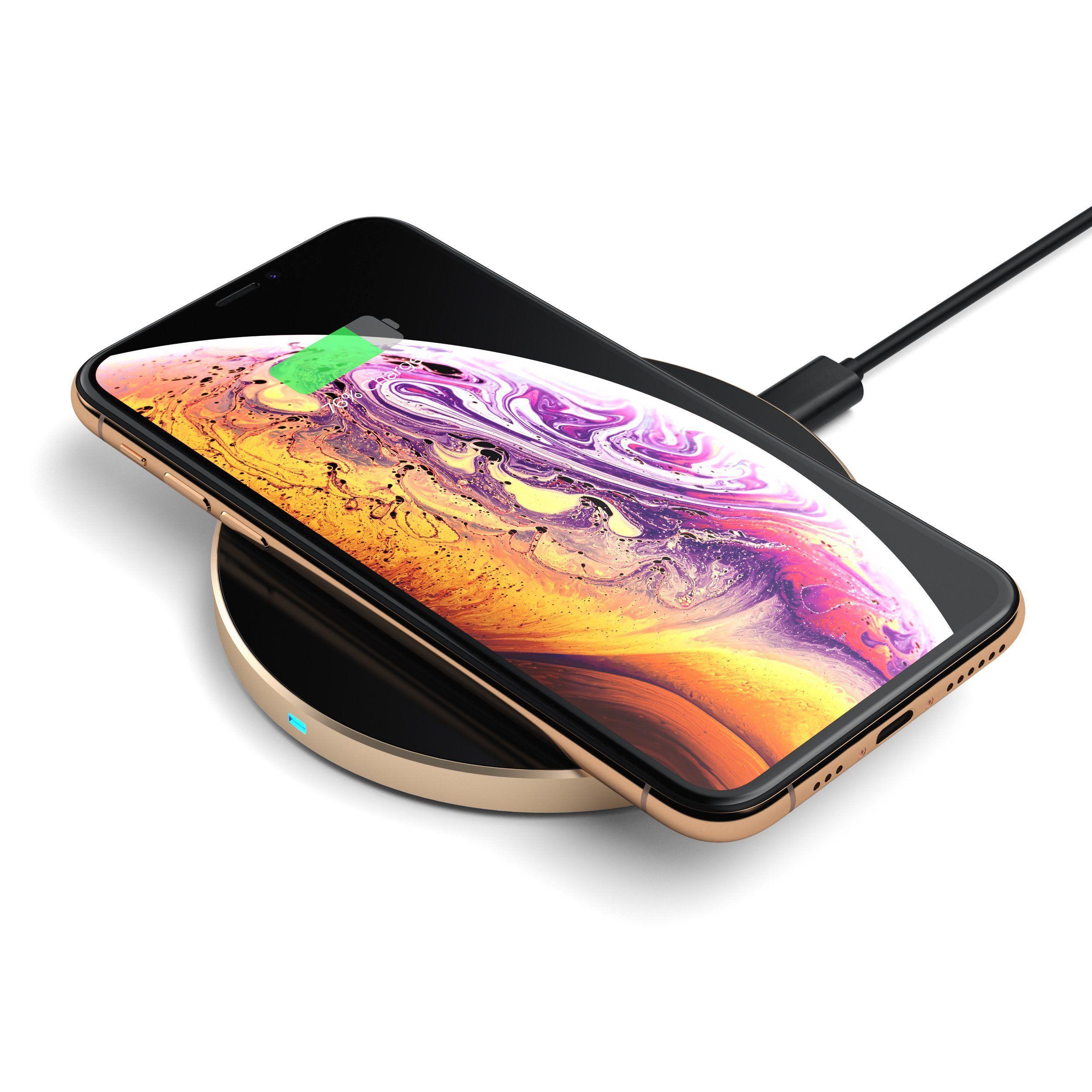 Aluminum wireless charger wireless charger wireless