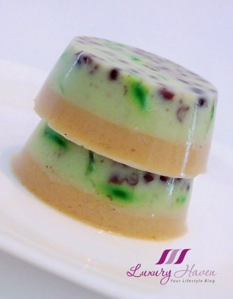 traditional cendol dessert recipe idea agar agar jelly n pudding