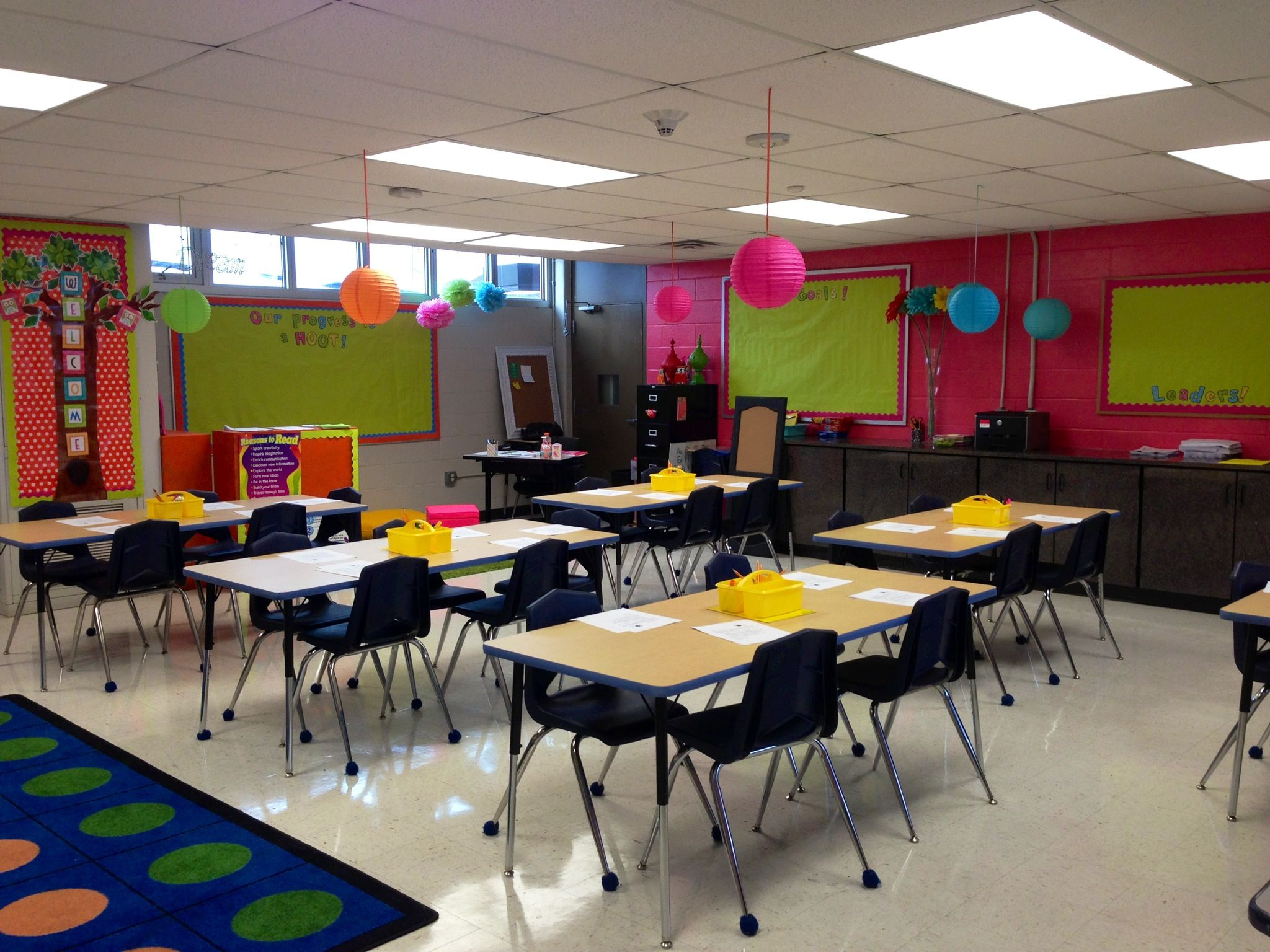 Classroom Management Decor : My rd grade classroom organization and decor