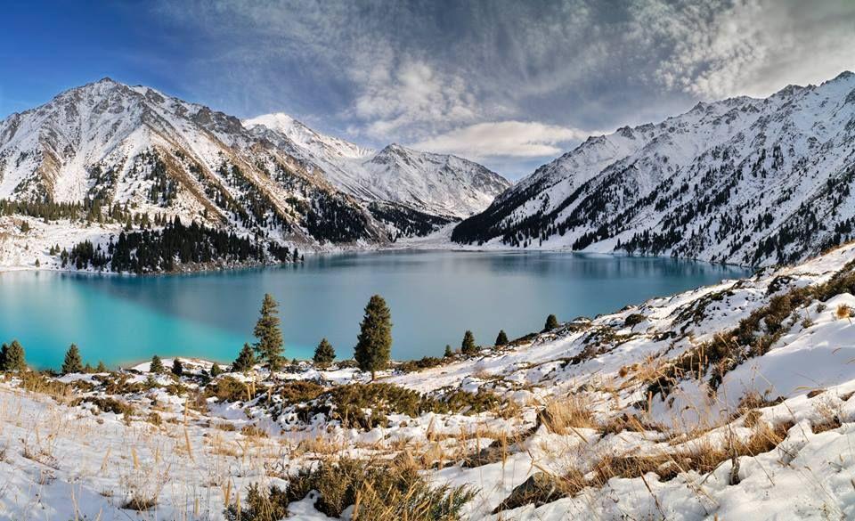 Kazakistan - Burabay Gölü