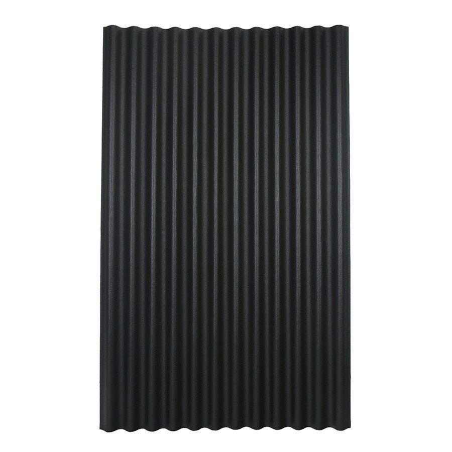 Shop Ondura 79 In X 48 In 0 125 Gauge Corrugated Roofing Panel At Lowe S Canada Find Our Selection Of Ro Corrugated Roofing Roof Panels Galvanized Metal Roof