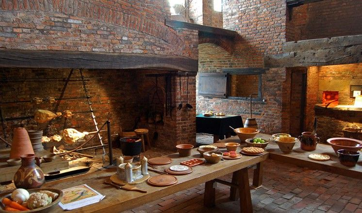 Gainsborough Old Hall is one of the country's best ...