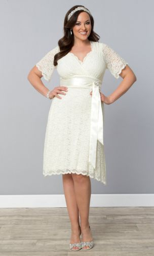 48b68ebb1d63 Lace Confections Wedding Dress. Lace Confections Wedding Dress Brudekjoler Plus  Størrelse