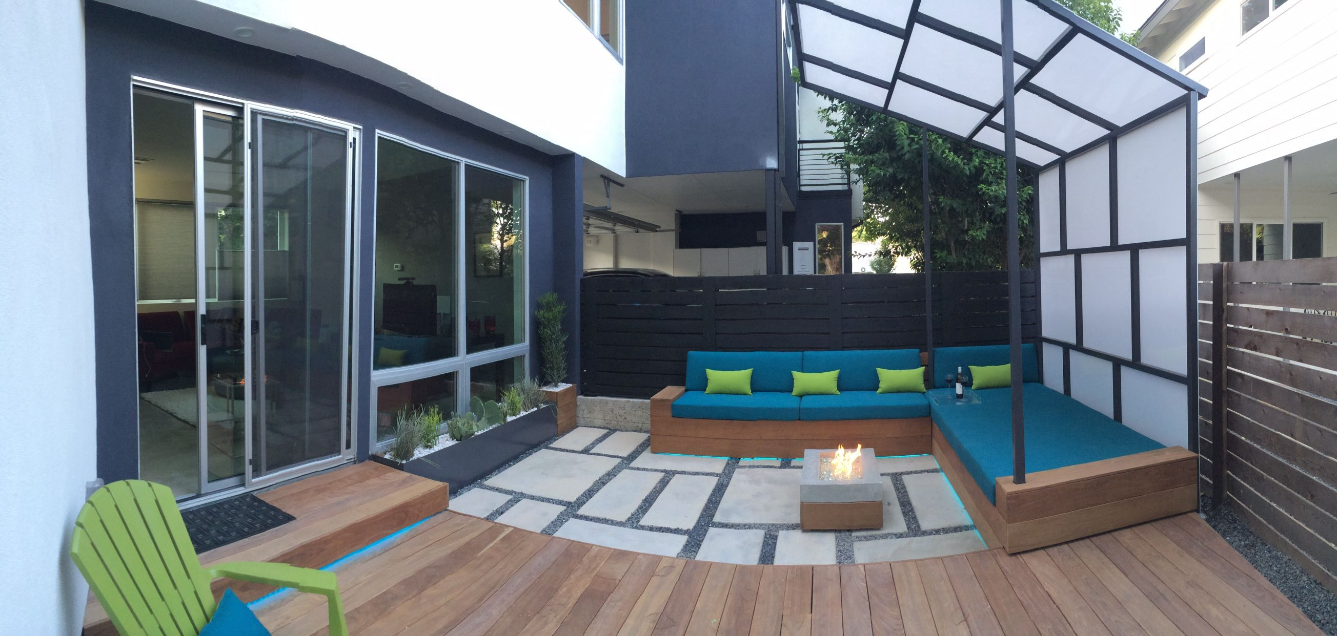 panoramic view | Outdoor living, Patio, Backyard on Urban Living Outdoor id=24520