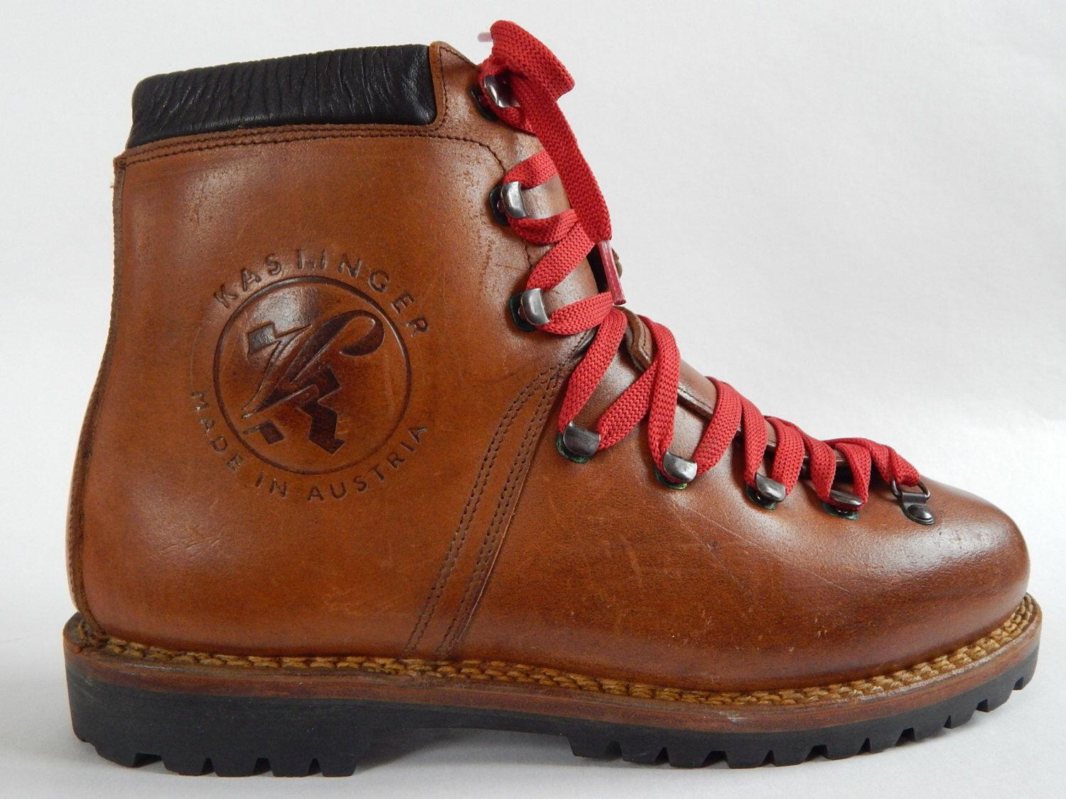 Vintage Mountaineering Boots Kastinger Leather Mountain Hiking ...