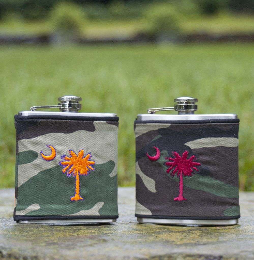 South Carolina Flask $29.50