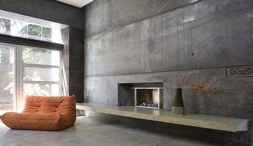 Piso de cemento en casas buscar con google decoracion - Alisado en casa ...