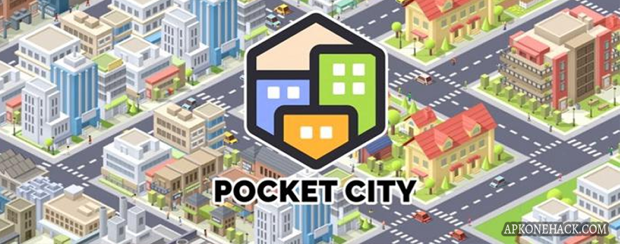 Pocket City is an Simulation Game for android Download