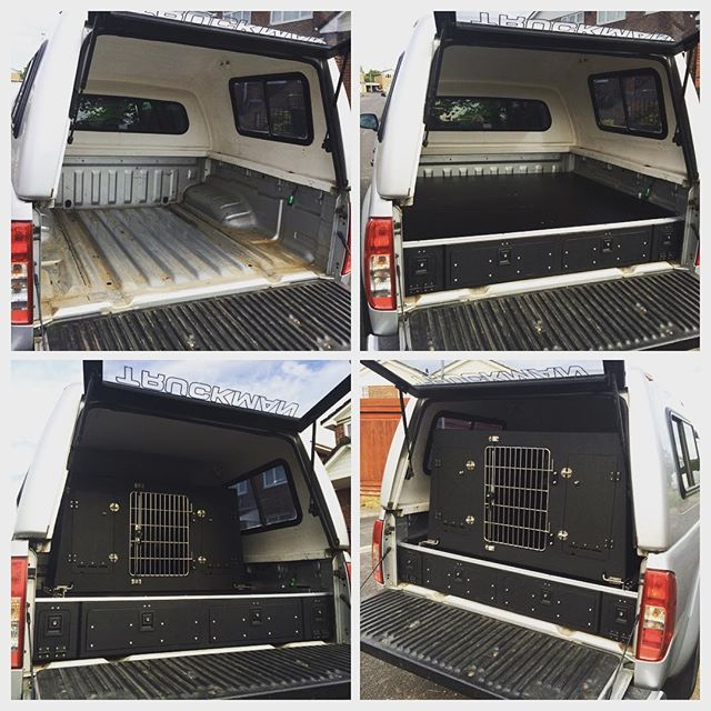 Custom Fit Out Of A Nissan Navara For A Falconer. This System Has Our  Standard