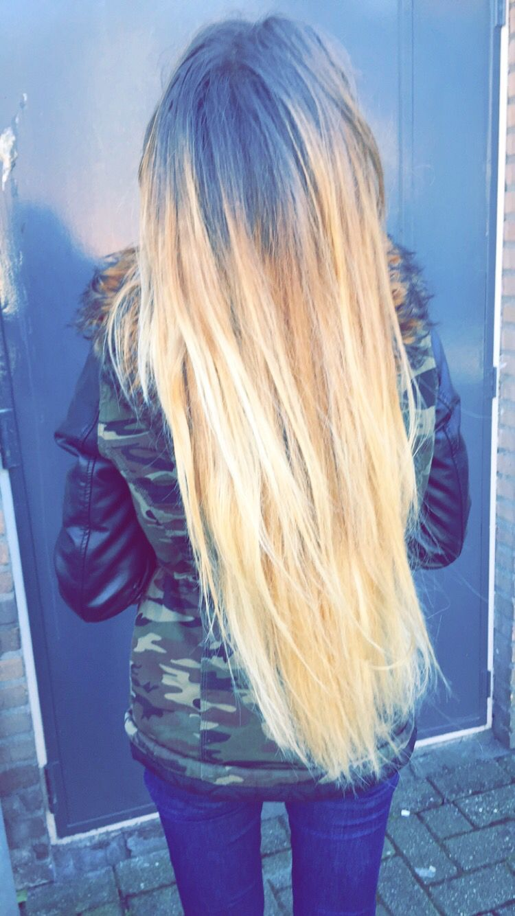 Hair  Ombre Blondhair