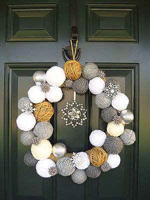 Non Christmas Winter Wreaths.Non Traditional Wreaths To Make For Christmas Xmass
