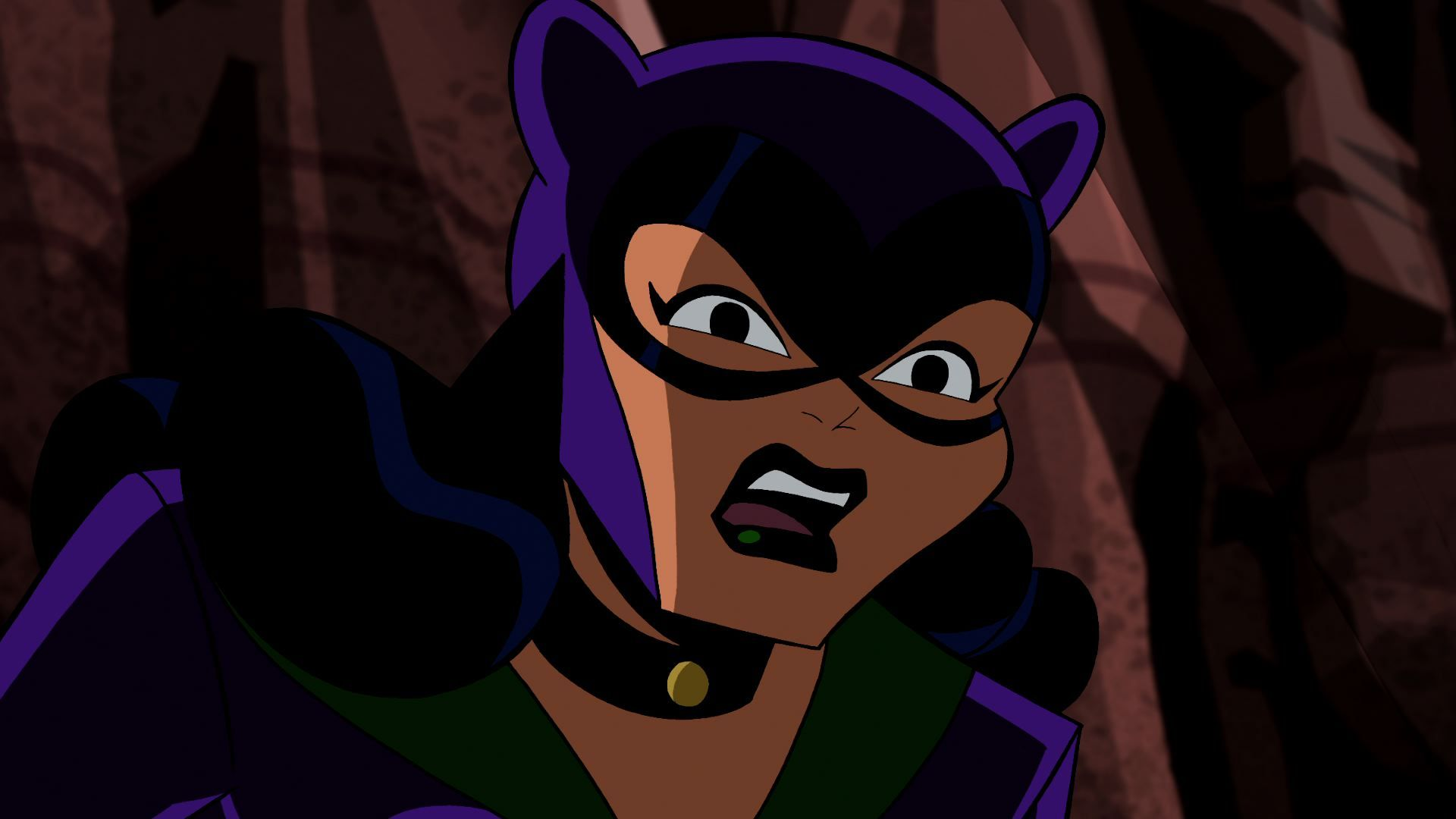 Catwoman Batman Brave And The Bold Med Billeder