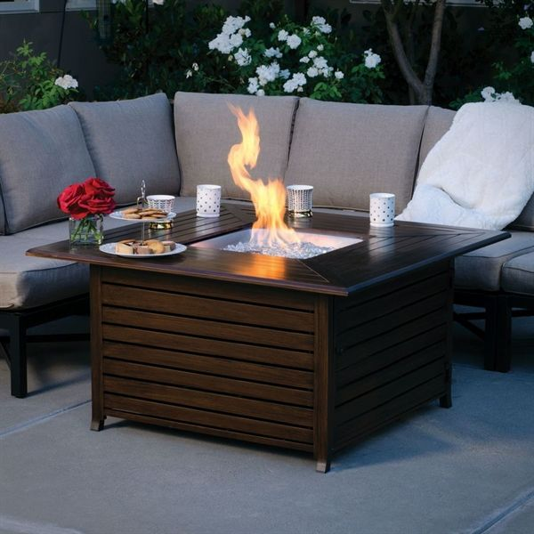Shop Bond 50 000 Btu Square Liquid Propane Fire Table At Lowe 39 S Canada Find Our Selection Of Fire P Fire Table Outdoor Furniture Sets Renovation Hardware