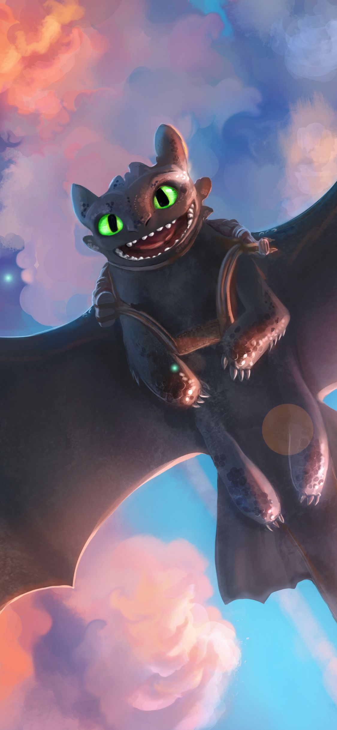 Toothless Night Fury Dragon How To Train Your Dragon 1125x2436 Wallpaper How Train Your Dragon How To Train Your Dragon How To Train Dragon