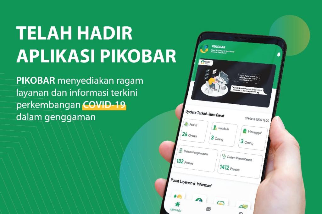 Aplikasi Pikobar Warga Jabar Bisa Cek Kesehatan Lewat Fitur Periksa Mandiri Aplikasi Keluarga Kata Kesehatan