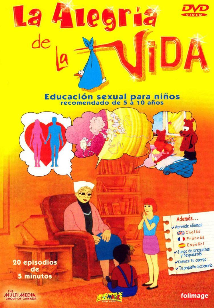 La alegría de la vida | sexualidad | Pinterest | Series de dibujos ...