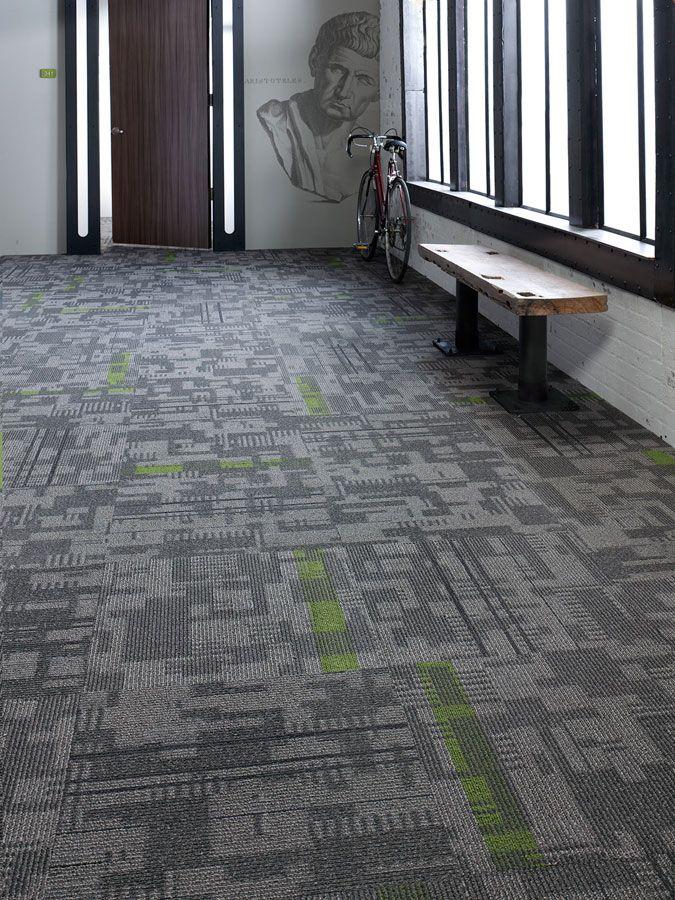 Mutineer carpet tile from mohawk flooring modern and for Mohawk flooring headquarters