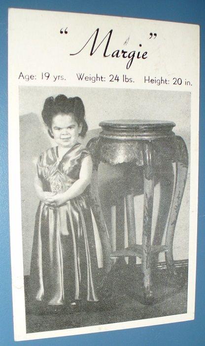 Margie the midget