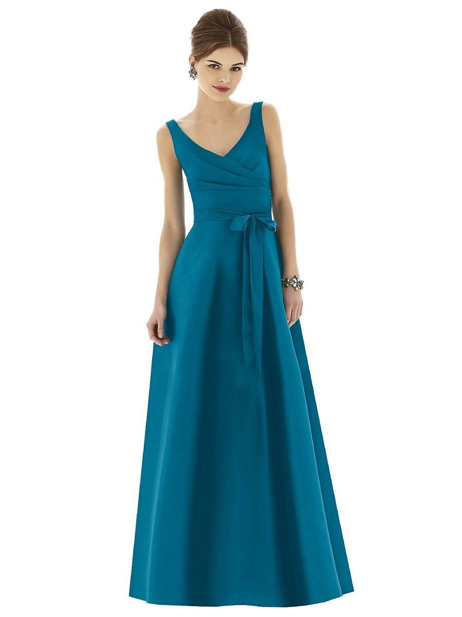 Peau de soie spans the flowing a line silhouette of dessy alfred the alfred sung bridesmaid collection offers fresh contemporary bridesmaid dresses while keeping your budget in mind ombrellifo Choice Image