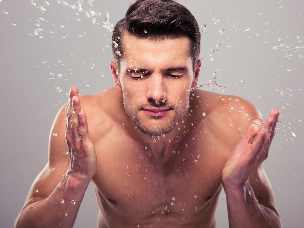 Men Skin Care Tips For Oily And Dry Skin At Home Facial Care Skin Care Guide Beauty Tips For Men
