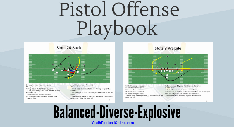 Best Seller Pistol Offense Playbook For Youth Football Pdf
