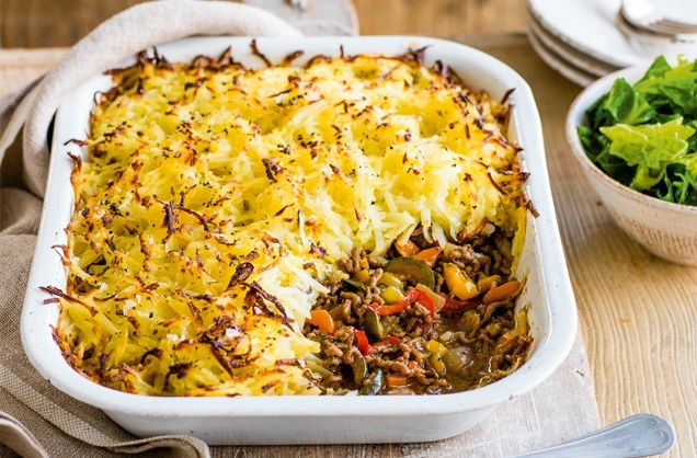 Resultado de imagem para british recipes british recipes this hearty family favourite features rich beef mince gorgeous root veggies and a crispy grated potato topping see more pie recipes at tesco real food forumfinder Image collections