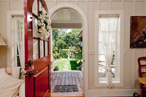 traditional entry by Debra Campbell Design