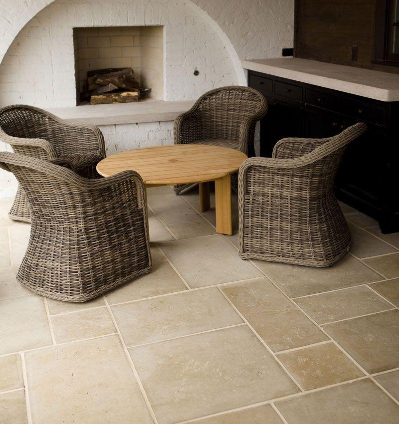 Basement Floor Option: Concrete (peacock) Pavers, Or