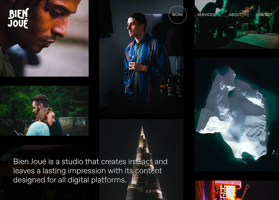 PLUME CREATION - Awwwards SOTD | Web design awards