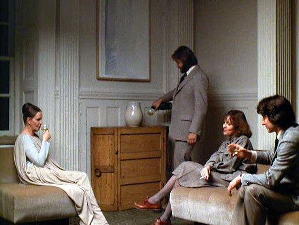 Interiors Woody Allen