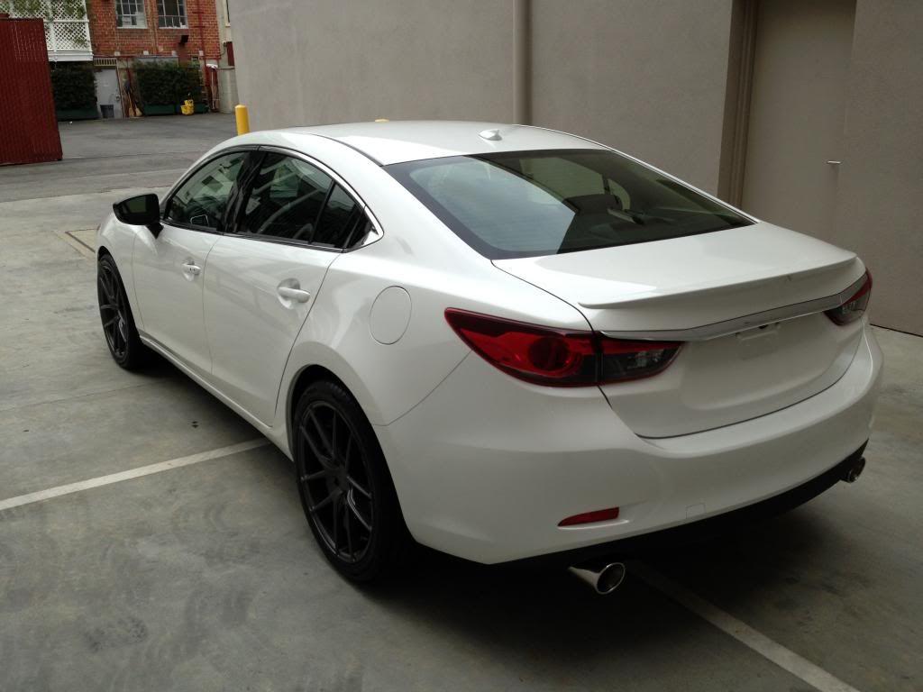 2014 Mazda 6 Project Mazda 6 Forums Mazda 6 Forum Mazda Atenza