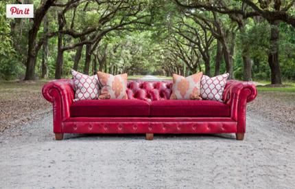 Big Burst Of Color At High Point Market Shabbyfufu Design Norwalk Furniture