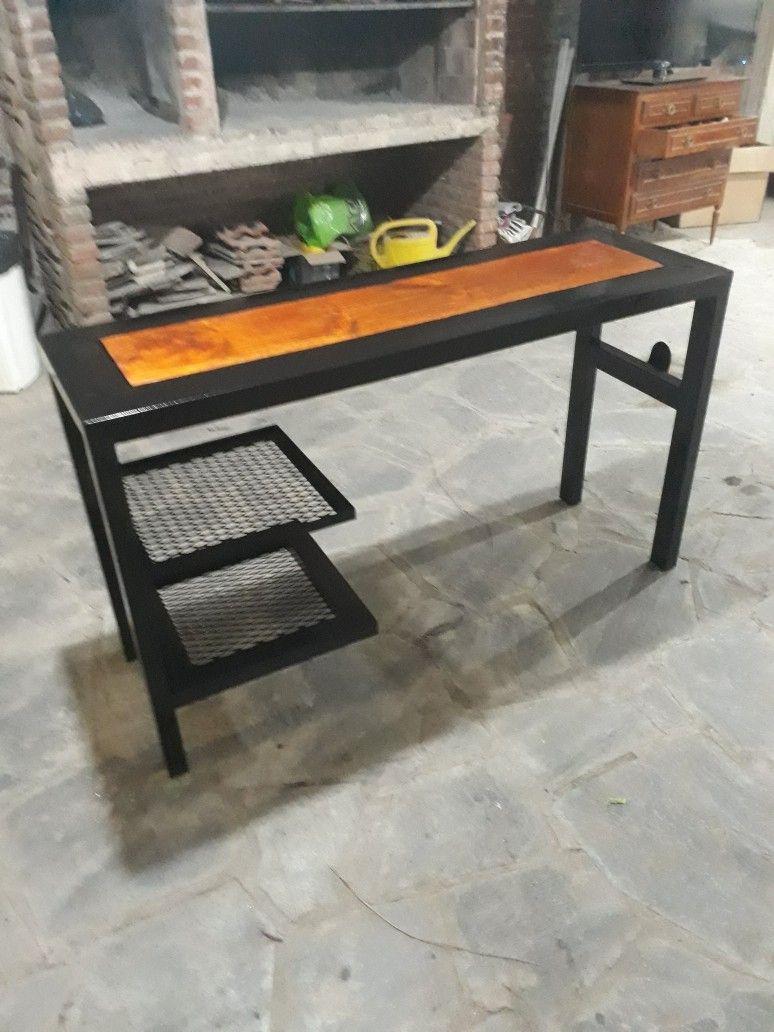 Pin de popovskaanna en home muebles estilo industrial for Muebles industriales metal baratos