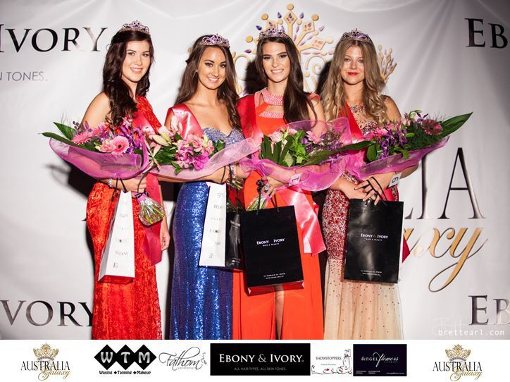 WA National Finalists for Miss Teen Galaxy Australia 2014  Sponsored by Ebony and Ivory Hair & Beauty  www.australiagalaxypageants.com