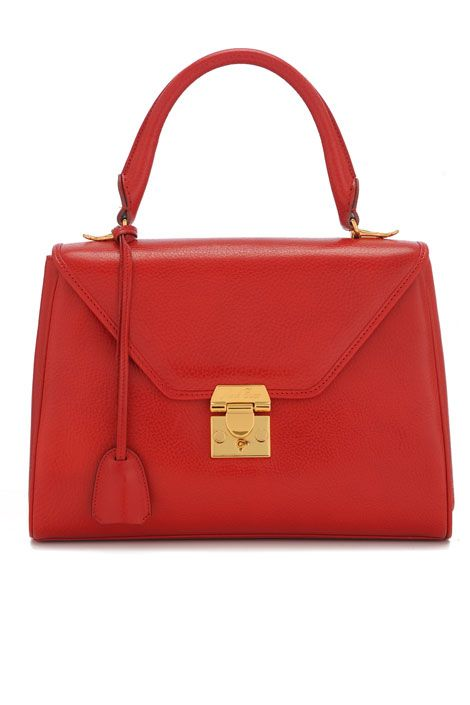 Mark Cross bag, relaunched. as carried by Grace Kelly in 'Rear Window'