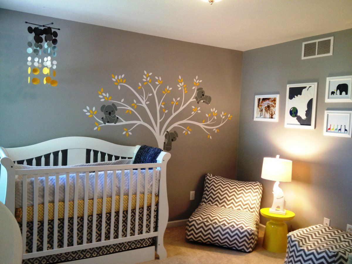 17 gentle ideas for diy nursery decor | room decorating ideas