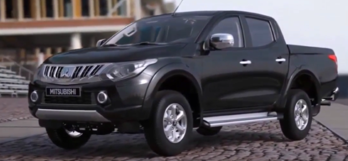 Check all functions and information of Mitsubishi L200