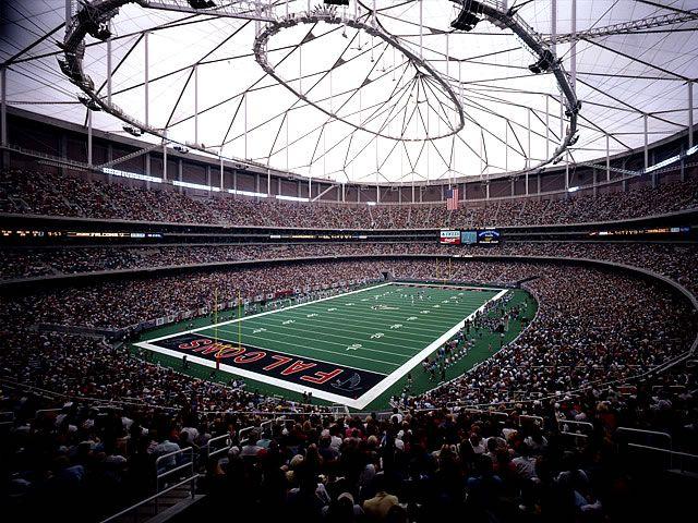 Georgia Dome Atlanta Georgia Sports Stadiumsareanas I Have Been