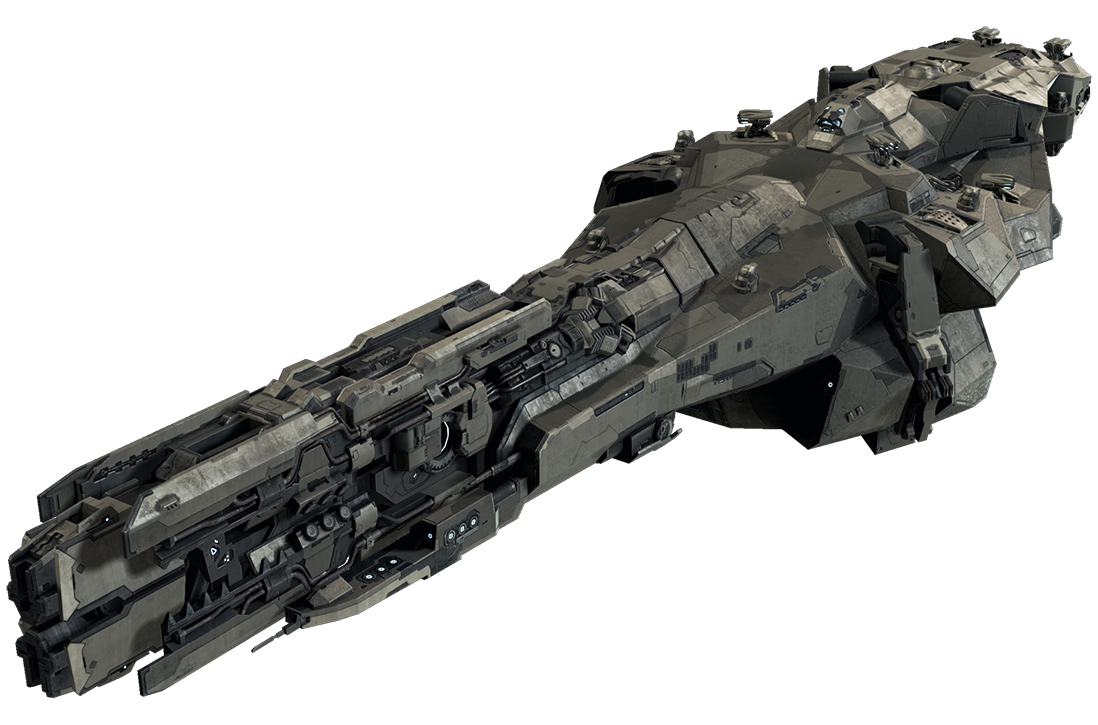 In the scifi game Dreadnought, you take the helm of a
