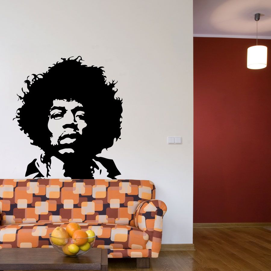 So need this from wallums jimi wall decal groovin pinterest wall decals amipublicfo Image collections