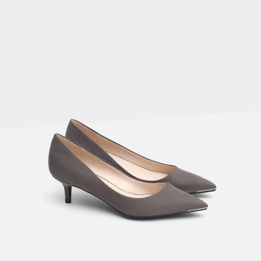 MID HEEL SHOES-High-heels-Shoes-WOMAN | ZARA United States