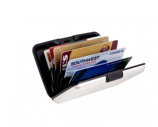 Chicmarket Com Aluminum Credit Card Wallet Rfid Blocking